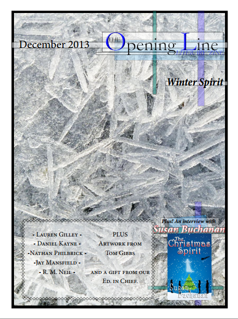 December Issue - Winter Spirit