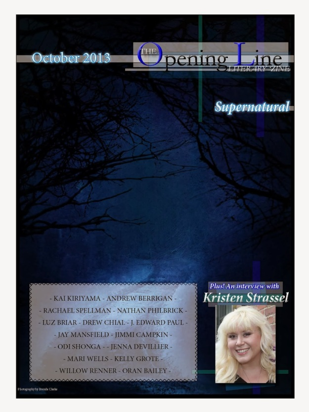 October Issue - Supernatural