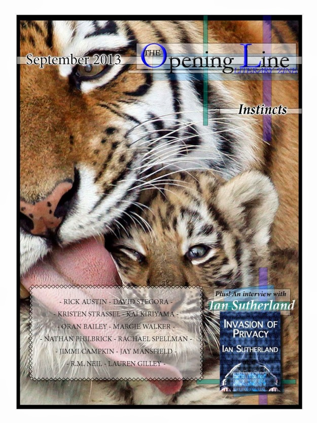 September Issue - Instincts